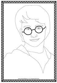 29 harry potter colouring pages stencils images