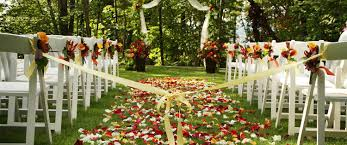 weddings venues great places for outdoor weddings outdoor wedding venues best