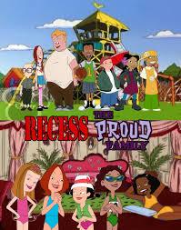 recess proud family vs recess by keanny on deviantart