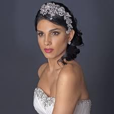 rhinestone hair 109 best bridal hair accessories images on bridal hair