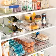 organization bins refrigerator organization bins fridge binz the container store