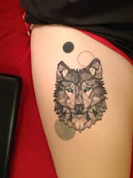 i see you guys like wolf tattoos so here s mine sergio lindop