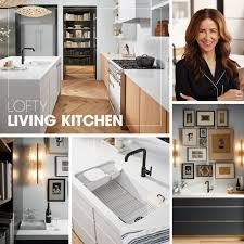 Interior Designs For Kitchen The Bold Look Of Kohler