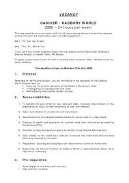 cashier resume responsibilities the 25 best cashiers resume ideas on pinterest