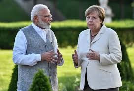 indian pm kicks off europe tour in powerhouse germany