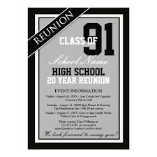 high school reunion invitations high school reunion invitations