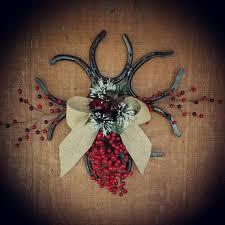 horseshoe wreath 10 best shoe wreaths images on horseshoe wreath