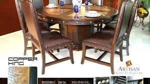 hammered copper dining table hammered copper dining table umwdining com