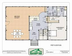 open floor plans houses single storey open plan house designs fresh e storey modern house