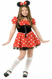 Tween Minnie Mouse Halloween Costume Kids Mouse Costume Girls Disney Costumes Zombie Prom