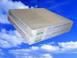 Vinyl Faced Ceiling Tile by Blue Sky Ceiling Tile For Modern House Decoration Buy Blue Sky
