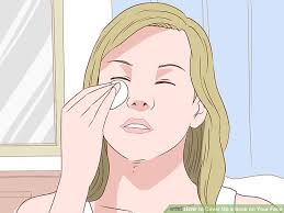how to cover up a scab on your 12 steps with pictures