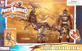 action toys collectables power rangers dino thunder black