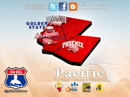 Nba Map 30 Home Games 30 Home Games Mission Pacific Division Map