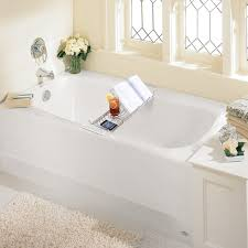 bathtub caddy with book holder stainless steel bathtub caddy with perfect organizer