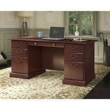 Kathy Ireland L Shaped Desk Kathy Ireland Desk Cherry Manager S Bennington Rc Willey