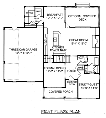 traditional craftsman house plans craftsman bungalow house plans hahnow
