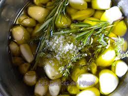 cuisiner à l huile d olive ail confit à l huile d olive les délices de mimm