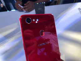 Oppo F7 Oppo F7 With Iphone X Like Notch 25mp Selfie Launched In India