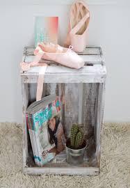 Recyclage Cagette Bois Déco Avec Des Cagettes Voici 20 Idées Créatives Laissez Vous