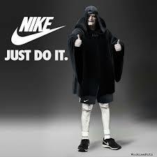 Darth Sidious Meme - greek star wars geek nike supporting the senate good good