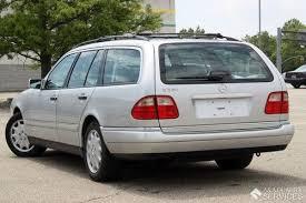 1999 mercedes e320 wagon sell used 1999 98 mercedes e320 wagon 3rd seat leather