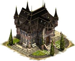 cultural buildings in the city building game forge of empires