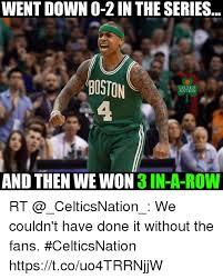 Celtics Memes - boston celtics memes celtics best of the funny meme