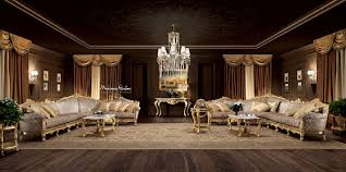 luxury interior design home classic furniture modenese gastone handmade production of luxury