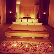 bedroom candles wedding bedroom decoration with flowers and candles pict us