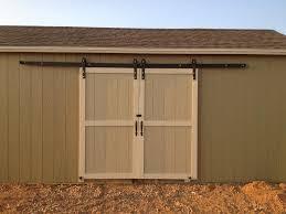 Barn Door Ideas by Sliding Shed Doors Saudireiki