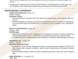 basic resume exles for resume easy resume sles finest easy resume sles