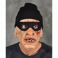 thug life mask with bandana costumelook