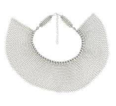 accessories ring necklace images Ferrara mesh ring collar necklace designer statement jewelry and jpg