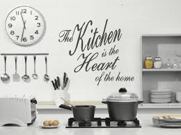personalised kitchen wall decal simple ideas kitchen wall decal