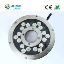 led fountain lights underwater low priced 36w 12 3w led recessed fountain light led fountain light