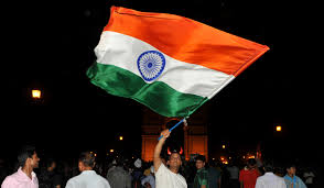 The Indian Flag On 22 July Our Tricolour Was Adopted As The Official Flag Of The