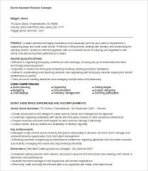 Resume Livecareer Com 6 Event Planner Resumes Free Sample Example Format Free