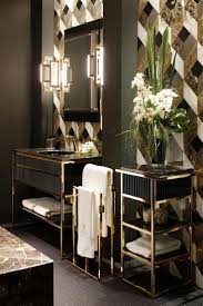 Chocolate Brown Bathroom Ideas by Best 25 Gold Bathroom Ideas On Pinterest Herringbone Grey And