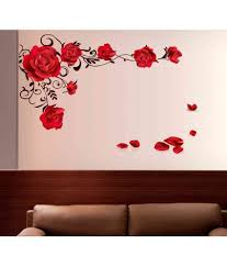 best deals and coupons by daladeals com stickerskart rose flowers with vine blowing on my