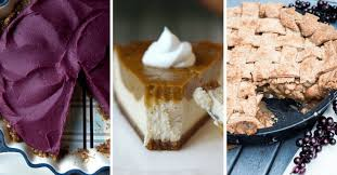 vegan thanksgiving dessert recipes the green loot