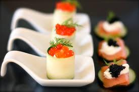 caviar and smoked salmon appetizers daisy u0027s world