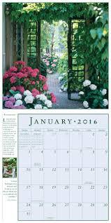 the secret garden wall calendar 2016 workman publishing