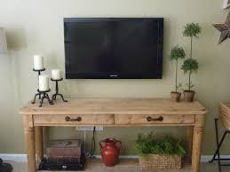 hidden flat screen tv cabinet home design ideas wall loversiq
