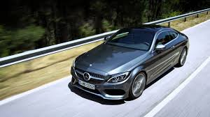 the all mercedes c class the all 2017 c class coupe will your senses with its
