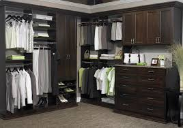 Wall Wardrobe by Spare Bedroom Into Walk In Closet L Shaped Light Brown Particle