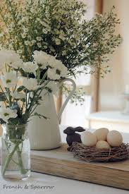 Easter Table Decoration Ideas Pinterest by French U0026 Sparrow Easter Table Decorating Simple U0026 Rustic