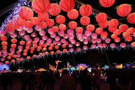 travel in taiwan festivals lantern festival tourism bureau