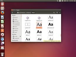 Download Corbel Font How To Install Microsoft Fonts In Linux Office Suites Pcworld