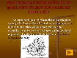 Essay on corruption us government per diem